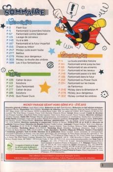 Extrait de Mickey Parade Géant Hors-série / collector -2HS02- Fantomiald - Le justicier masqué