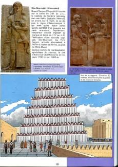 Extrait de Alix (Les Voyages d') -35- Babylone - Mésopotamie