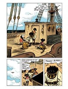 Extrait de L'extravagante Croisière de Lady Rozenbilt - L'Extravagante croisière de Lady Rozenbilt