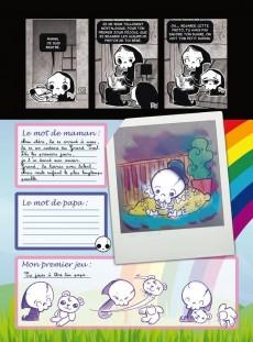 Extrait de La petite Mort -1- La Petite Mort