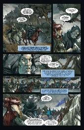 Extrait de A Game of Thrones - Le Trône de fer -3- Volume III