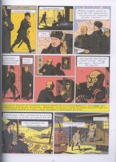 Extrait de Blake et Mortimer (Les Aventures de) -INT1- Le Secret de l'Espadon - Intégrale