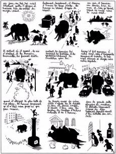 Extrait de Petits contes noirs -2- La biologiste n'a pas de culotte et autres petits contes noirs