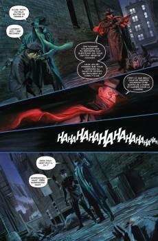 Extrait de Masks -1- Le Retour des héros