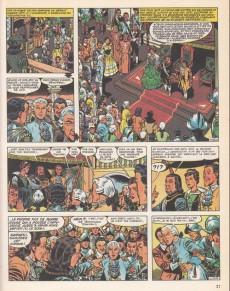 Extrait de Barbe-Rouge -8c1979- Le piège espagnol