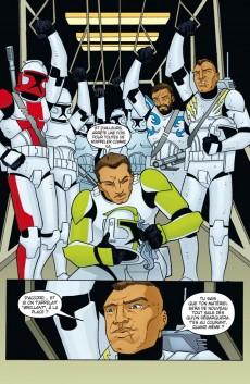 Extrait de Star Wars - The Clone Wars -5- Mission 5 : Le temple perdu
