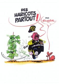Extrait de Spirou et Fantasio - La collection (Cobra) -31- Des haricots partout