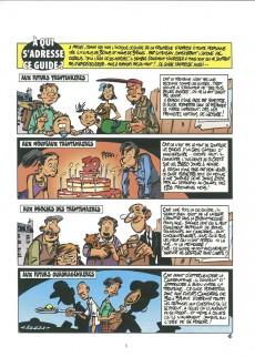Extrait de Le guide -11c13- Le guide de la trentaine