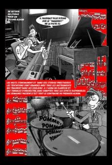 Extrait de La véritable histoire de Beethoven