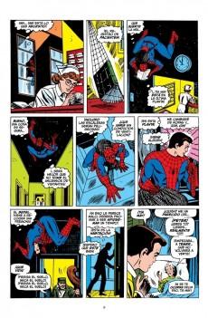 Extrait de Spiderman (El Asombroso) - Marvel Gold -2- ¡Crisis en el Campus!