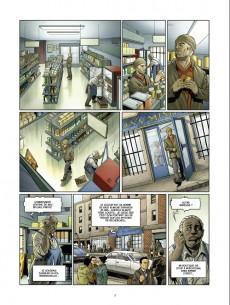 Extrait de Uchronie(s) - New Beijing -2- Tome 2