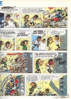 Extrait de Gaston -12a1983b- Le Gang des gaffeurs