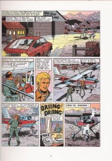 Extrait de Lefranc -5a1983- Les portes de l'enfer