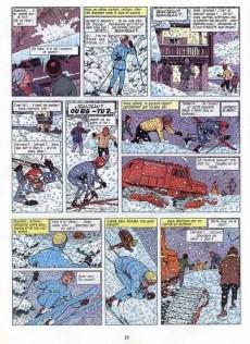Extrait de Lefranc -3b1981- Le mystère borg