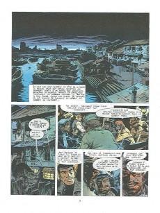 Extrait de Bob Morane 3 (Lombard) -22b- Les sept croix de plomb