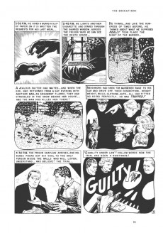 Extrait de EC Comics Library (The) (2012) -INT05- Fall Guy for Murder and Other Stories by Johnny Craig