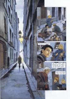 Extrait de Le prince de la Nuit -5- Élise
