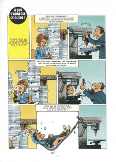 Extrait de Le guide -15b13- Le guide de l'anti-boulot