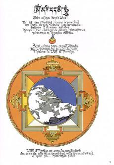 Extrait de Le bouddha d'Azur -1a- Tome 1/2
