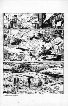 Extrait de Jeremiah (en anglais, Adventure Comics) -1- Birds of prey