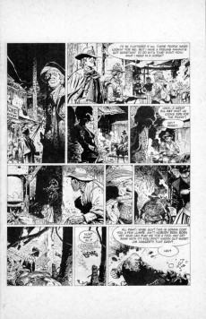 Extrait de Jeremiah (en anglais, Adventure Comics) -2- Birds of prey