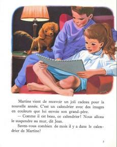 Extrait de Martine -11d- Martine et les quatre saisons