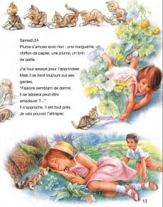 Extrait de Martine -44a- Martine et le chaton vagabond