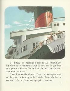 Extrait de Martine -10- Martine en bateau