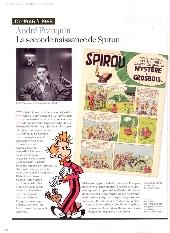 Extrait de Spirou et Fantasio -2- (Divers) - Spirou a 75 ans