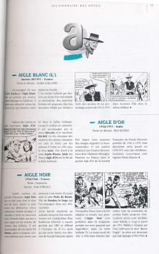 Extrait de (DOC) Encyclopédies diverses -32- Dictionnaire encyclopédique des héros et auteurs de BD
