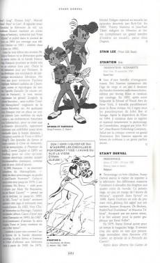 Extrait de (DOC) Encyclopédies diverses -11994- Dictionnaire mondial de la Bande Dessinée