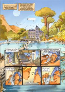 Extrait de Les naufragés d'Ythaq -11- L'Haleine de l'Ogre