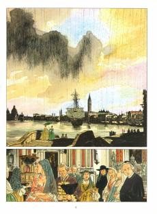Extrait de Les suites Vénitiennes -2- Rouge Venise