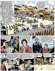Extrait de Blueberry - La collection (Hachette) -404- Le Cavalier perdu