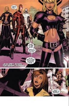 Extrait de Uncanny X-Men (2013) -11- Issue 11