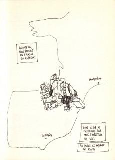 Extrait de Carnet de bord -3- 10-19 avril 2002 - 11 juin-12 juillet 2002