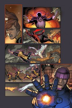 Extrait de X-Men: Battle of the Atom (2013) -1- Battle of the atom - Chapter 1