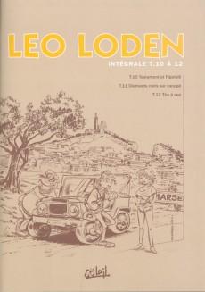 Extrait de Léo Loden (Intégrale) -4- Intégrale 4