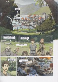 Extrait de Le monde de Milo -2- Le Monde de Milo T02