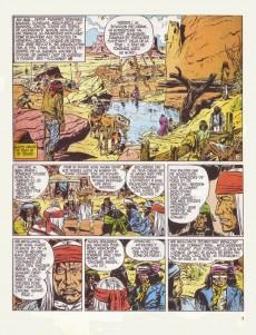 Extrait de Blueberry -5a81- La Piste des Navajos