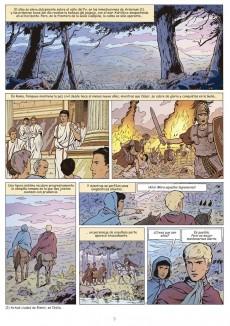 Extrait de Alix (en espagnol) -32- La Última Conquista