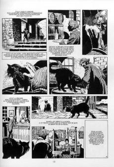 Extrait de Le chat noir (Poe) - Le chat noir
