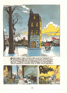 Extrait de Théodore Poussin -1- Capitaine Steene