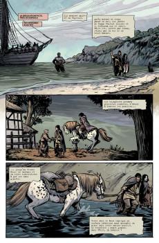 Extrait de Conan le barbare (100% Fusion) -2- Fureur sur la frontière