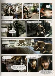 Extrait de Star Wars - Albums BD -Photo -1- Épisode I - La menace fantôme