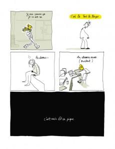Extrait de Chute libre - Carnets du gouffre