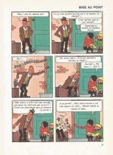 Extrait de Quick et Flupke -3- (Casterman, couleurs) -REC6- Recueil 6