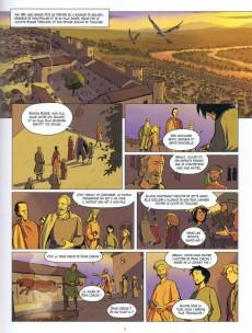 Extrait de Histoire(s) (Éditions Grand Sud) - Au fil des siècles - Histoire(s) de Carcassonne 1