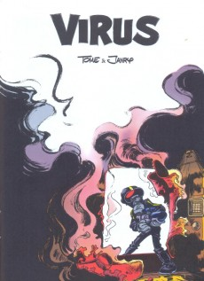 Extrait de Spirou et Fantasio - La collection (Cobra) -35- Virus