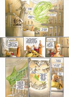 Extrait de Le fléau des dieux -3- Urbi et Orbi
